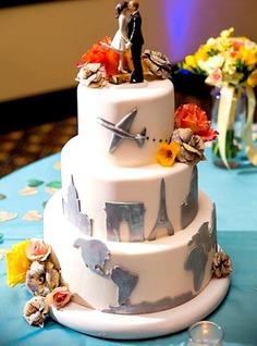 wedding cake toppers vintage
