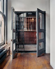Daily Visual Overdose #classic #photography #design #elevator