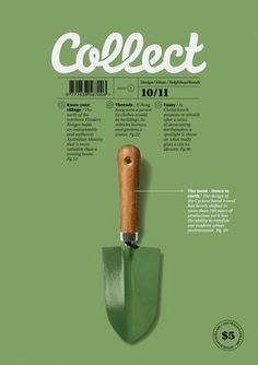 Collect magazine cover #cover #magazine