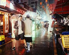 James J. Robinson Documents Japanese and South Korean Urban Youth Culture