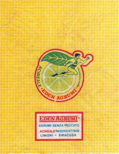 www.legufrulabelofolie.fr the site légufrulabelophiles, collectors label fruit and vegetables #lemon #fruit #paper