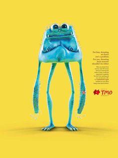 TMO - Bone Marrow Transplant Institute: Thorn #alien #poster