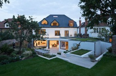 Edwardian House Remodel Features Open Spaces 11