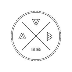 Personal branding for MWB by Pine & Bars Co. www,pineandbars.com #logo #typography #branding #monogram