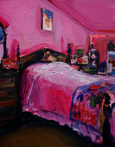 Shelby's Bedroom