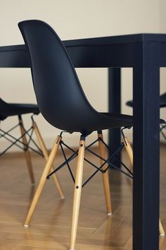 Baubauhaus. Eames Chair #interior #chair #eames