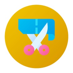 See more icon inspiration related to fashion design, art and design, garment, dressmaker, clothing, fashion, clothes and scissors on Flaticon.