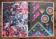 Wrap Magazine - andy gilmore #gilmore #illustration #andy