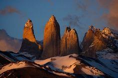 Patagonia — National Geographic Magazine