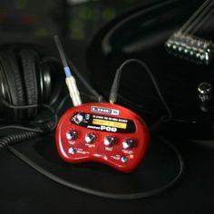 Pocket POD From Line 6 #tech #gadget #ideas #gift #cool