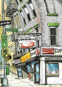 Illustrations by Tommy Kane » Design You Trust