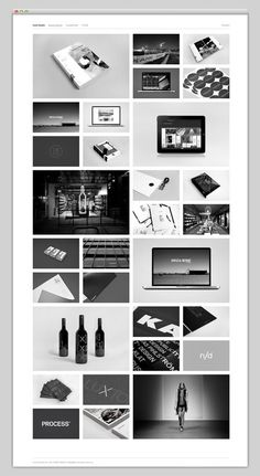 Hunt Studio #grid #layout #studio #website #web #web design