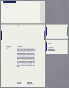 Modern Practice - Isabelle Baines - Identity