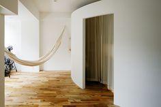 Ushikari Renovation by DIMPLE Architects