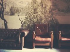 All sizes | Untitled | Flickr - Photo Sharing! #chair #old #wallpaper #vintage