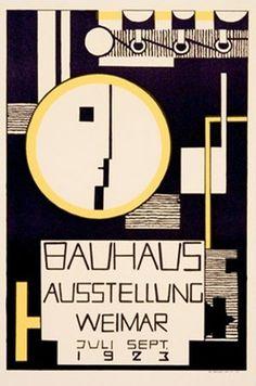 bauhaus2.jpg 300×453 pixels #bauhaus #poster