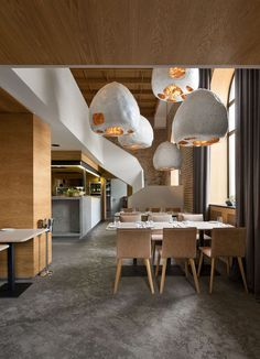 Ibsen Fish Restaurant Copper Gold Architect Interior Architecture Minimal  Modern Best Beauty Beautiful Mindsparklemag Mag 01