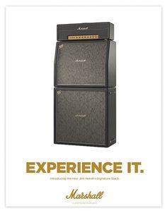 Nicholas Burroughs : MARSHALL #guitar #marshall #amp #jimi #experience #hendrix