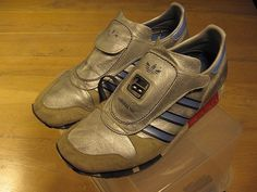 adidas Micropacer 1984 - original manual | Adidas at CrookedTongues.com - Selling soles since 2000 #fashion #micropacer #adidas