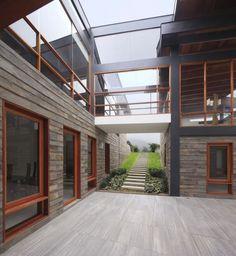 Abanico House / Cynthia Seinfeld Lemlig | ArchDaily #home #modern