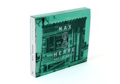 Max Herre. Hallo Welt! on Behance #packaging #photogrpahy #cd #typography