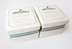 Student Work – Dennis de Leon : Lovely Package® . Curating the very best packaging design. #packaging #twinings #tea