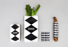 Gabbani : DEMIAN CONRAD DESIGN #design #branding #packaging #product design #gabbani