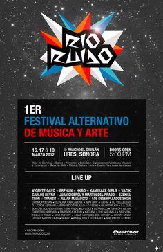 Rio Ruido Poster