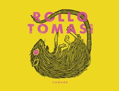 Album cover art for Rollo Tomasi by Mike McQuade #type #rat