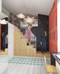 Interior IRAR by INT2 Architecture