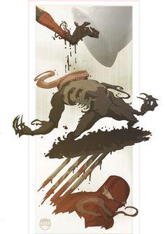 Drip Drop Drip by CoranKizerStone on deviantART #kizer #spiderman #venom