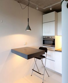Urban Apartment by Ruetemple - #decor, #interior, #home