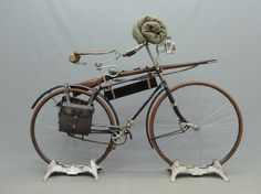 Askr•Archiverr•BIO #vintage #bicycle