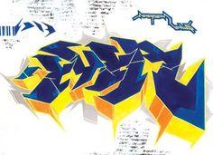 eyeone | seeking heaven #lettering #eyeone #graffiti #sketchbook #blackbook