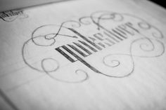 Hand Lettering by Christopher Vinca #lettering #drawn #logo #hand #typography