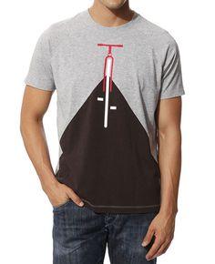 Bike T-shirt #fashion #illustration #design #tshirt
