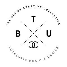 The Big Up Creative Collective logo #logo