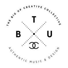 The Big Up Creative Collective logo #logo