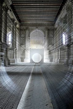 the tube | Flickr - Photo Sharing! #art #installation #venice #biennale