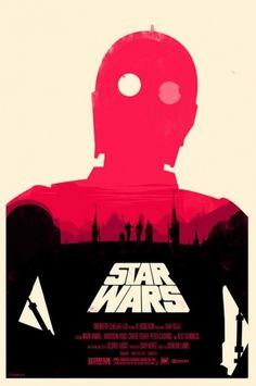 Star Wars posters by Olly Moss - BOOOOOOOM! - CREATE * INSPIRE * COMMUNITY * ART * DESIGN * MUSIC * FILM * PHOTO * PROJECTS #design #wars #star