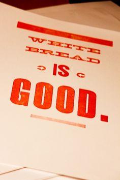 Posters - Jarrod Joplin Design #block #wood #letter #press #poster #type