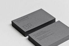 Ness, Moving Brands - Creative Journal #card #branding