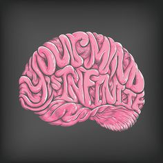 Your Mind is Infinite on Behance