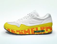 Nike Air Worst 87s | kylefletcher.com #design #art #typography #fashion #apparel #color #shoes #nike #concept #air