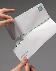 Anorak envelope