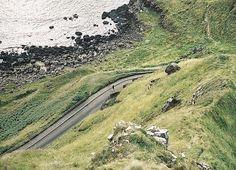 Clochán an Aifir | Flickr: Intercambio de fotos #landscape #ireland #35mm #film