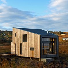 Fiscavaig Project by Rural Design Dezeen #wood #rural #home