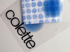 Colette Identity Leslie David #gift #bag