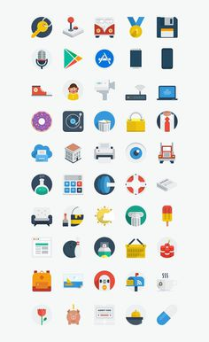Flat ui pro 1.2 new icons #icon
