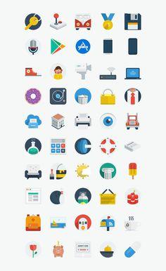 Flat ui pro 1.2 new icons